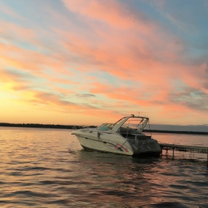 Bay of Quinte - Sunset